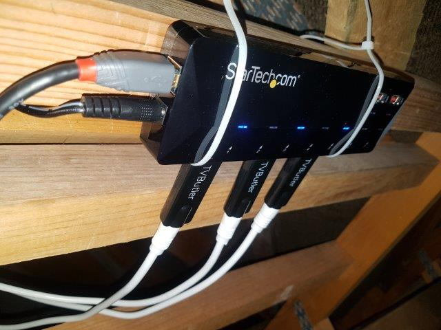 USB 3 Hub and TV Tuners