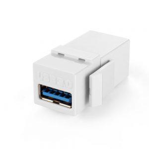 TNP USB 3.0 Keystone Jack Image